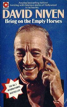 Download online Bring on the Empty Horses by David Niven PDF