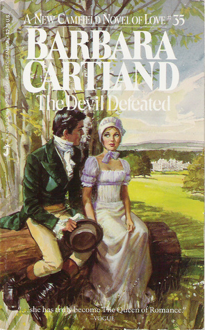 The Devil Defeated by Barbara Cartland