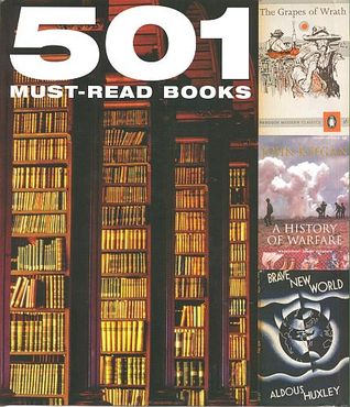 501 Must-Read Books by Emma Beare