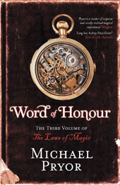 Word of Honour (The Laws of Magic, #3)