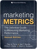 Marketing Metrics by Paul Farris