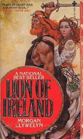 Lion of Ireland