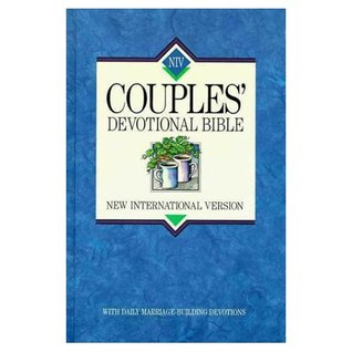 Couples' Devotional Bible New International Version
