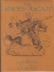 The Heroes of Asgard by Annie Keary