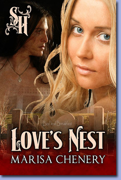 Loves Nest  by  Marisa Chenery