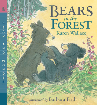 Bears in the Forest: Read & Wonder