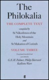 Philokalia, Vol. 3 by G.E.H. Palmer