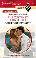 The Costanzo Baby Secret by Catherine Spencer