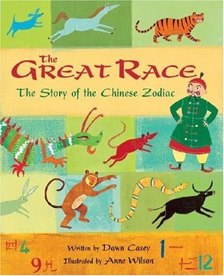 The Great Race by Anne  Wilson
