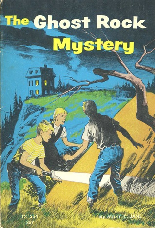 The Ghost Rock Mystery by Mary C. Jane