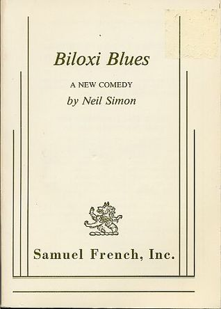 Biloxi Blues by Neil Simon