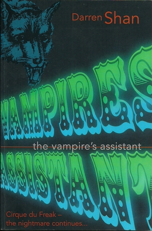 The Vampires Assistant Cirque du Freak 2