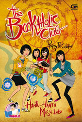 The Bookaholic Club by Poppy D. Chusfani