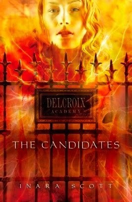 Book Cover: The Candidates by Inara Scott