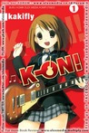 K-ON vol. 01 by Kakifly