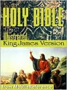 The King James Version (KJV) Holy Bible