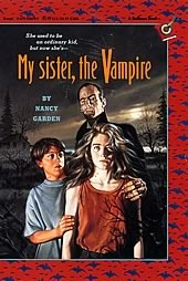 My Sister, the Vampire by Nancy Garden