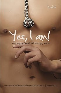 Yes, I am! writing by South African gay men