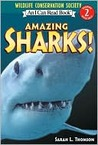 Amazing Sharks! (I Can Read Book Series) (Level 2)