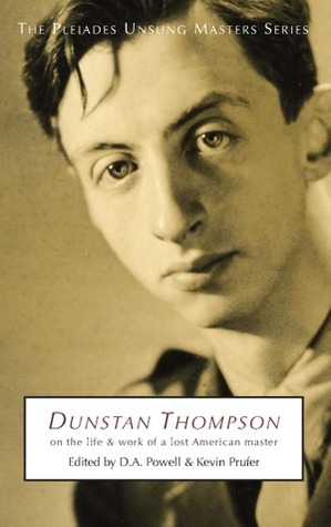 Dunstan Thompson by D.A. Powell