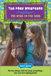 The Word on the Yard (The Pony Whisperer, #1)