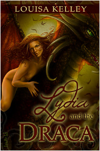 Lydia and the Draca by Louisa Kelley