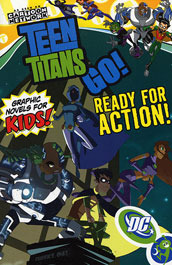 Teen Titans Go!, Volume 4 by J. Torres