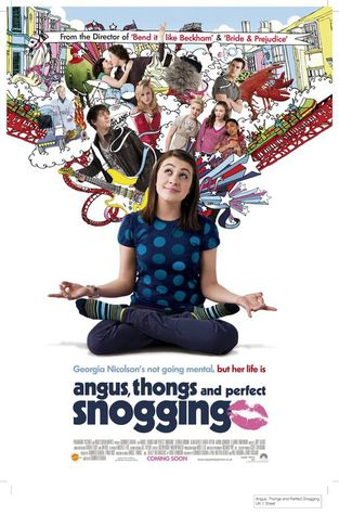 "Angus, Thongs And Perfect Snogging: With ""It's Ok, I'm Wearing Really Big Knickers!"" (Confessions Of Georgia Nicolson)"