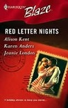 Red Letter Nights