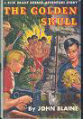 The Golden Skull (A Rick Brant Science-Adventure Story, #10)