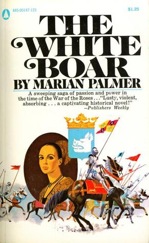 The White Boar by Marian Palmer