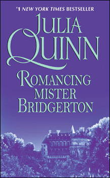 omancing mister bridgerton - julia quinn