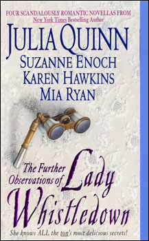 The Further Observations of Lady Whistledown by Julia Quinn