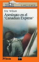 Murder on the Canadian by Eric  Wilson