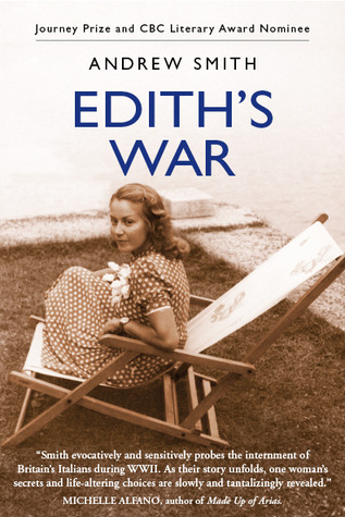 Edith's War by Andrew   Smith