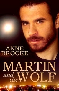 Martin and the Wolf by Anne Brooke