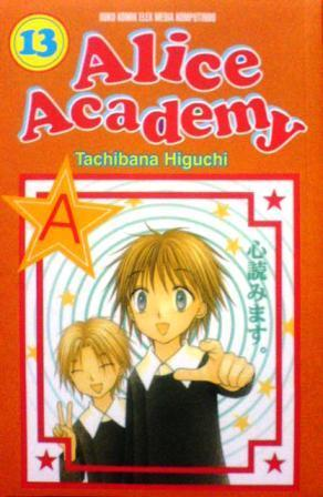 Alice Academy, Vol. 13