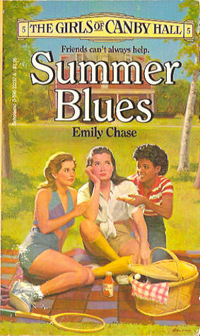 Summer Blues by Emily Chase