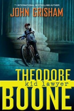Book View: Theodore Boone, Kid Lawyer