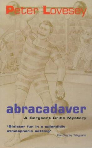 Abracadaver by Peter Lovesey