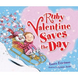 Ruby Valentine Saves the Day by Laurie B. Friedman
