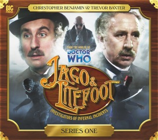 Jago and Litefoot by Andrew Lane