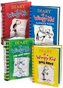Diary of a Wimpy Kid Four Book Set (Diary of a Wimpy Kid, #1-4)