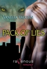Pack of Lies by Vanessa Vaughn