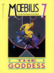 The Collected Fantasies, Vol. 7 by Mœbius