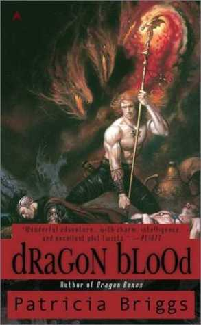 Dragon Blood by Patricia Briggs