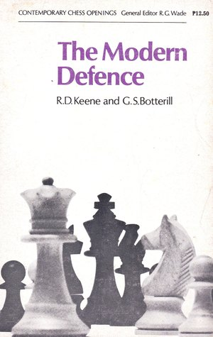 The Modern Defence (Contemporary Chess Openings)
