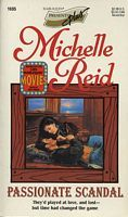 Passionate Scandal by Michelle Reid