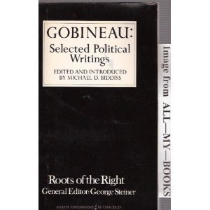 Gobineau: Selected Political Writings