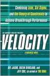 Velocity: Combining Lean, Six Sigma and the Theory of Constraints to Achieve Breakthrough Performance - A Business Novel